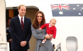 UK leads Tourism Australia figures, thanks to Prince George