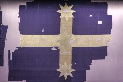 Eureka Stockade Rebellion flag