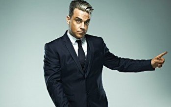 Robbie Williams finally back to entertain Oz