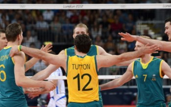 Appeal to keep Australian Olympic volleyballer in England