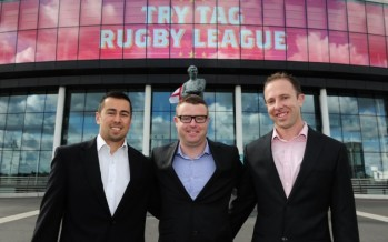 Try Tag Rugby and RFL partner to expand the game