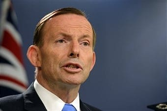 Tony Abbott - Getty - no copying
