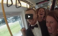 VIDEO: Aussie train turns into a dance party