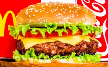 McDonald's trial posh new 'create your own' burger in Oz