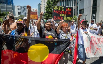 Indigenous Australians outraged at Abbott's 'nothing but bushes' remarks
