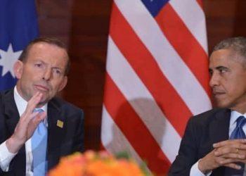 APEC - Obama - Abbott - Getty