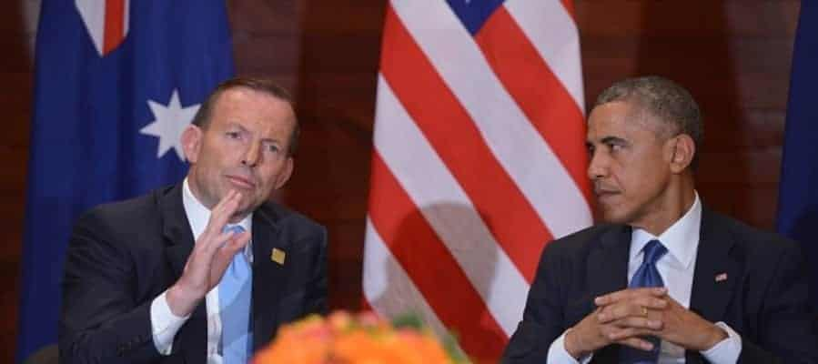 APEC - Obama - Abbott - Getty