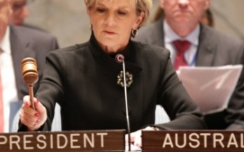 Tech-savvy terrorists are a serious threat, Bishop tells UN