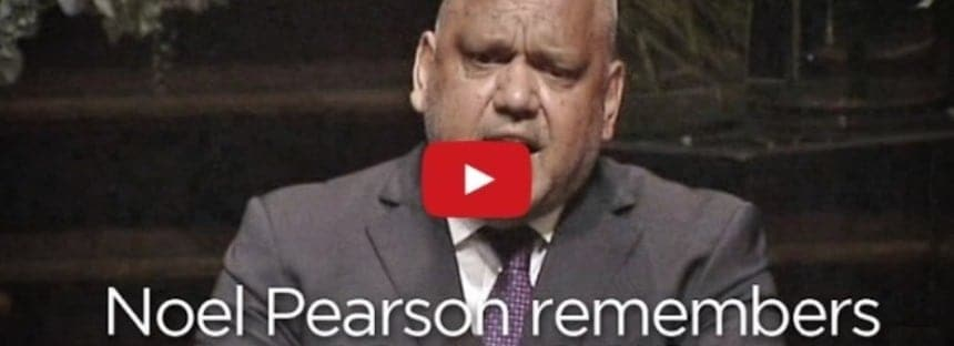 Noel Pearson speech at Gough Whitlam memorial