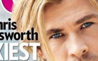 Chris Hemsworth named sexiest man alive