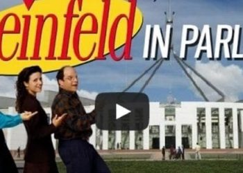 Seinfeld in Parliament - Australia - video - 3