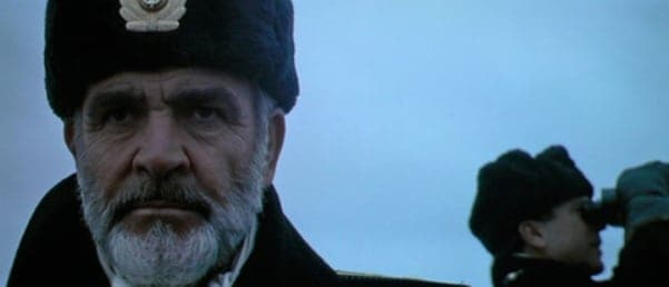 THE G20 SHOW: What the Russian navy commander probably looks like. (Photo: The Hunt for Red October)