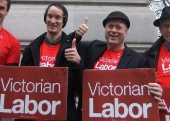 Victorian election 2014