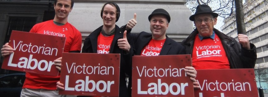 Vote in the state elections, ALP Abroad urges London Victorians