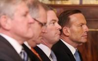 Abbott aims for fresh start as new cabinet sworn in