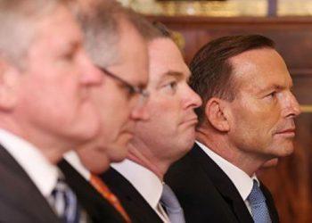 new cabinet - Tony Abbott - Getty