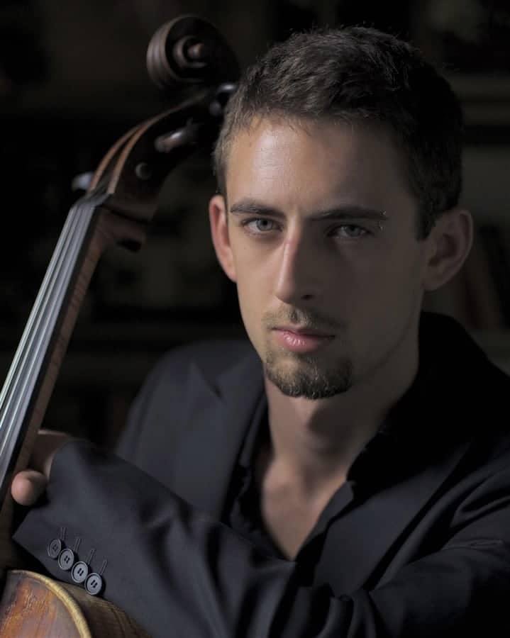 Adam Szabo, cellist