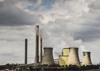 Australia power station - carbon emissions - shutterstock_179246615