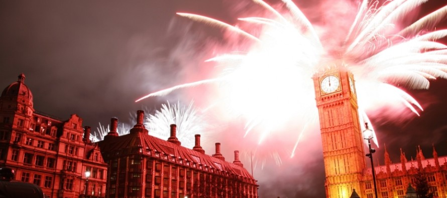 London New Year's Eve fireworks: how to make the most of the city's big bang