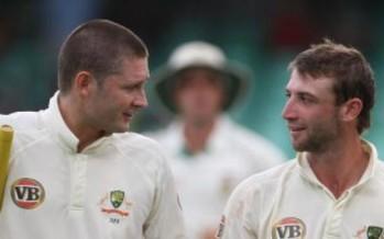Michael Clarke pens emotional tribute to Phil Hughes