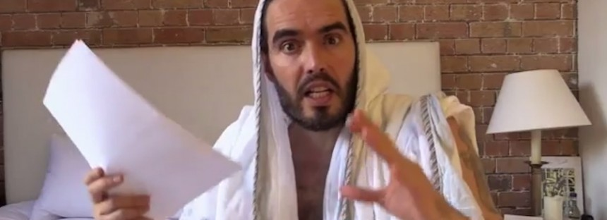 Russell Brand critiques media and government handling of Sydney siege