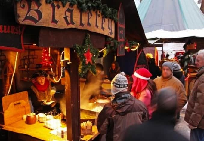 Spandau Christmas Market
