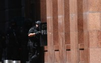 Sydney siege: hostages held in Martin Place café