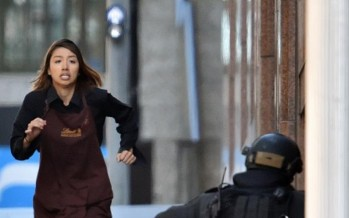 Five hostages now free from Sydney siege