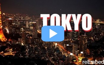 Through the lens: Tokyo, city of screens and dreams