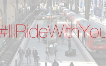 #illridewithyou takes off as commuters offer to travel with Aussie Muslims after siege