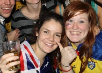 Australia Day in London