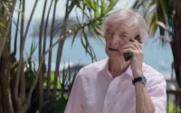 Australia Day: BBQ at Richie Benaud's house [VIDEO]
