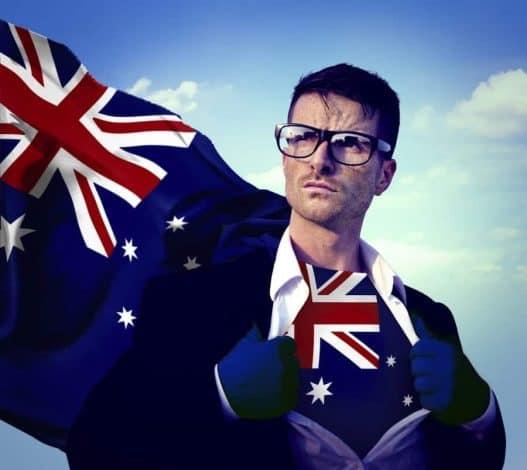 Australia pride