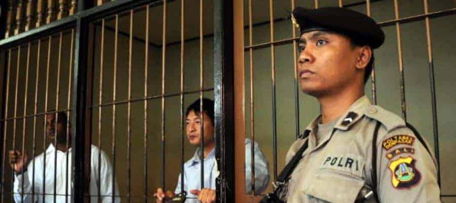 Bali Nine prisoners