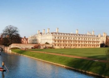 Cambridge University - Britain - shutterstock_73411381