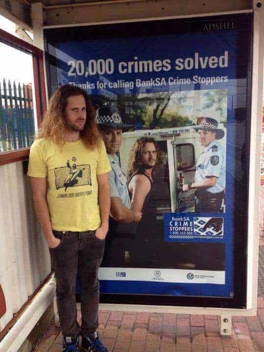 Crimes solved