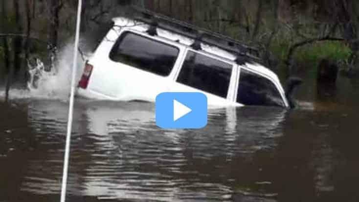 Land Cruiser Drown