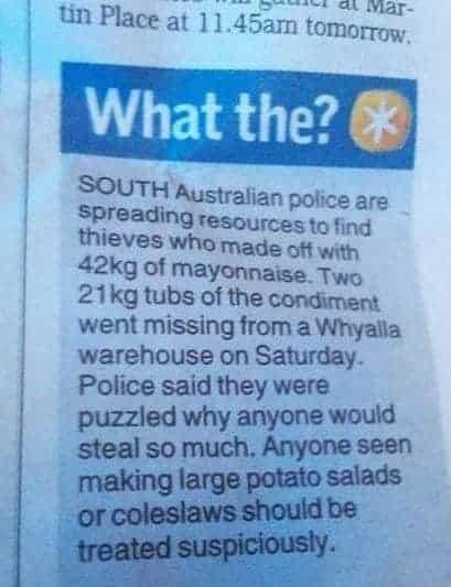 Facebook.com/MeanwhileInAustralia