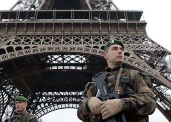 Paris terror alert - Getty - 461121102