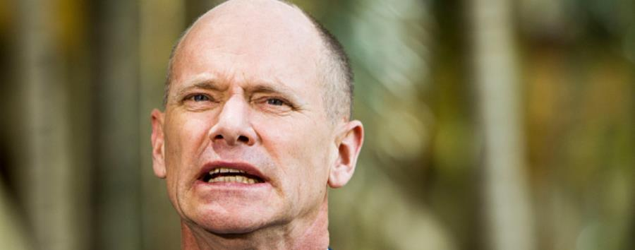 Queelsland election - Campbell Newman - Getty 461066060