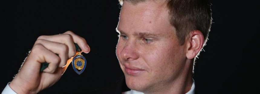 Steve Smith caps remarkable year with Allan Border Medal