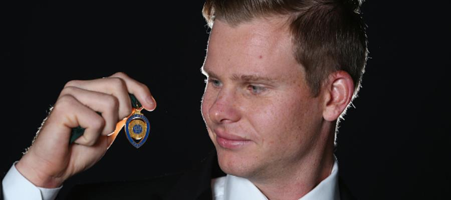 Allan Border Medal - Steve Smith (Getty Images)