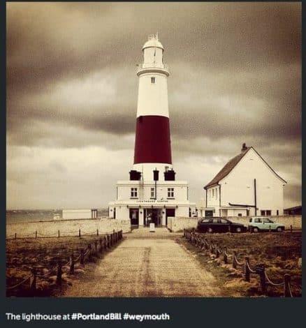 UK lighthouse