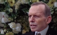 Tony Abbott replaces Hugh Grant in remake of 'Four Weddings and a Funeral'
