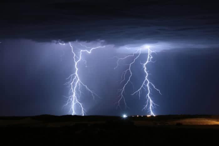 Lightning Storm Yanchep Perth Western Australia (By Cephotoclub via Shutterstock.com)