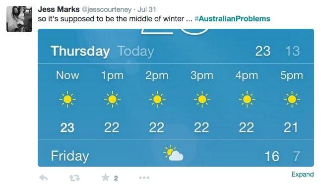 Australian Problems