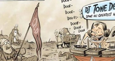 What the hell is going on in Australian politics?  Cartoonists explain