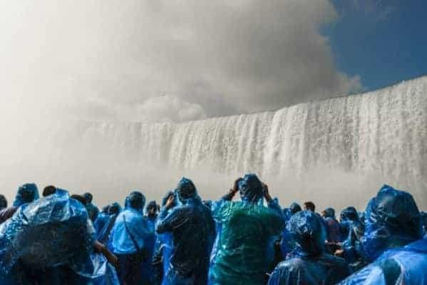 Niagara Falls - USA Canada travel - shutterstock_151100405