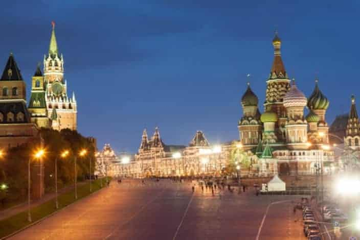 Russia - Red Square - Moscow