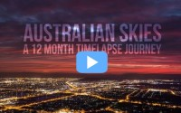 Australia's skies like you've never seen them before [Video]